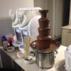 Chocolate fountain for hire in Geelong