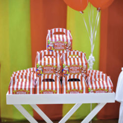 Butler trays for childrens party Geelong